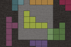 block puzzle vintage2 screenshot